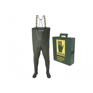 Pros Standard Chest Waders mellcsizma