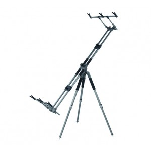 Balzer Metallica Gold rod pod