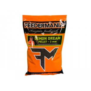 Feedermania Lemon Dream pellet 800g 2mm