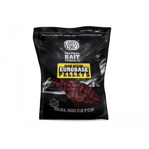 SBS Baits Slow Action Eurobase pellet 24mm 1kg